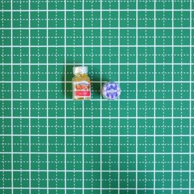 画像2: 三色ジャム瓶(イチゴ・ブルーベリー・ママレード)