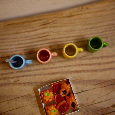 画像3: カラーマグカップ(L)