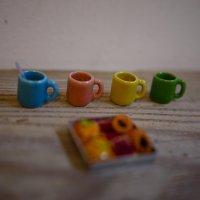 カラーマグカップ(L)