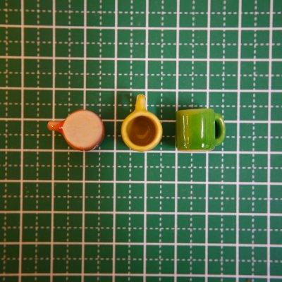 画像4: カラーマグカップ(L)