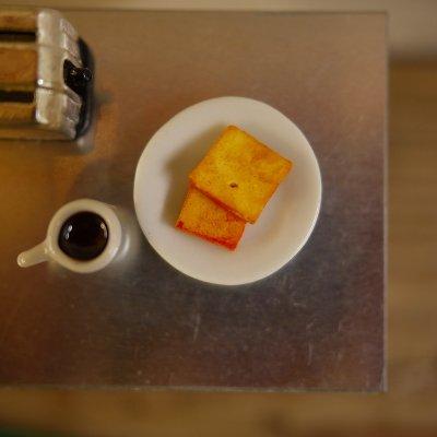 画像2: トースト