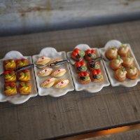 菓子パン デニッシュ 4種