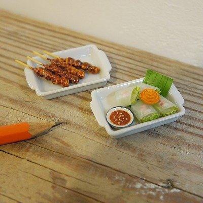 画像2: 角オーブン皿 (M)(L)
