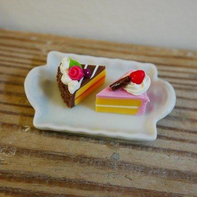 画像2: デコレーションケーキ(1ピース)