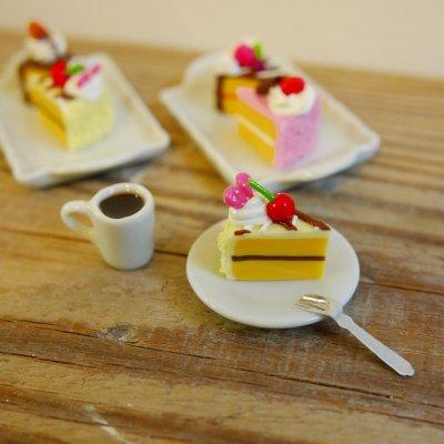 画像1: デコレーションケーキ(1ピース)