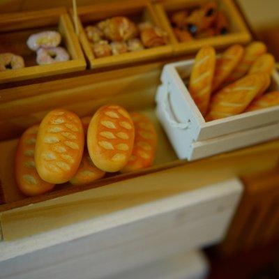 画像1: フランスパン(バゲット/カンパーニュ)