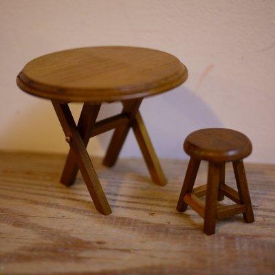 画像2: 折り畳みテーブル