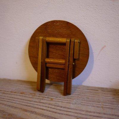 画像3: 折り畳みテーブル