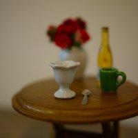 花びらデザートカップS(深)