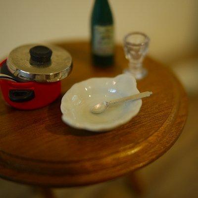 画像1: 持ち手付きスープボウル