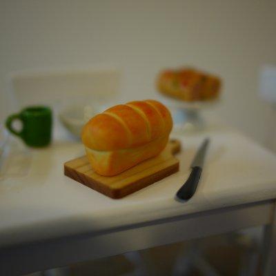 画像1: 山食パン