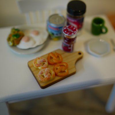 画像1: シュガー/ねじりパン