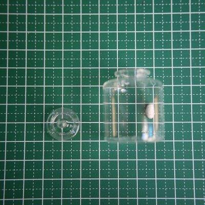 画像4: ガラスキャンディーボトル(XXL)