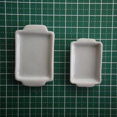画像4: 角オーブン皿 (M)(L)