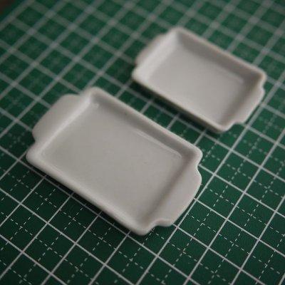 画像3: 角オーブン皿 (M)(L)