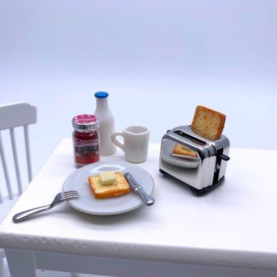 画像1: メタルトースター(パンつき)