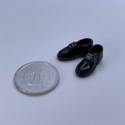 画像2: ミニチュア 紳士靴(ブラック)