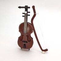 ミニチュア バイオリン