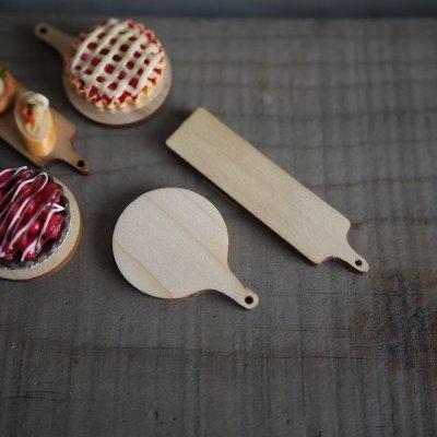 画像1: 木製カッティングボード (まな板、チーズボード、プレート)