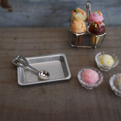 画像2: アイスクリームディッシャー