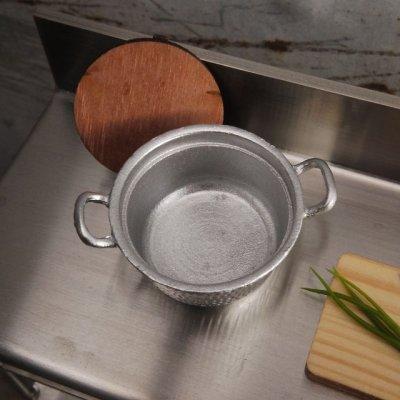 画像2: ふたつき雪平鍋