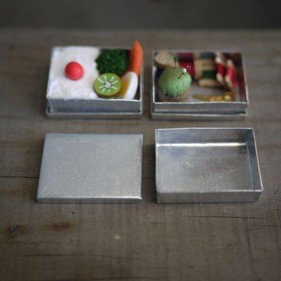画像2: アルミふたつきBOX(長方形)