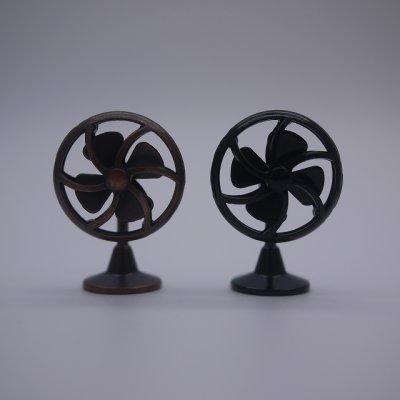 画像2: メタル扇風機
