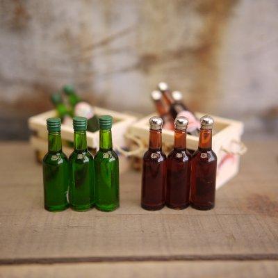 画像2: ラベルなし ドリンク瓶 (ビン)