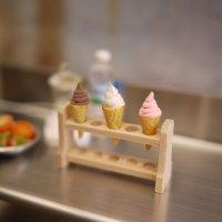 ソフトクリーム・アイスクリーム(コーン付き)