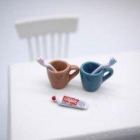 カップが選べる♡ペア歯磨きセット(ネット限定)